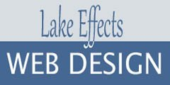 Lake Effects Web Design logo