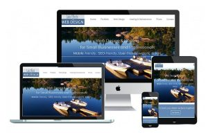 responsive website graphic